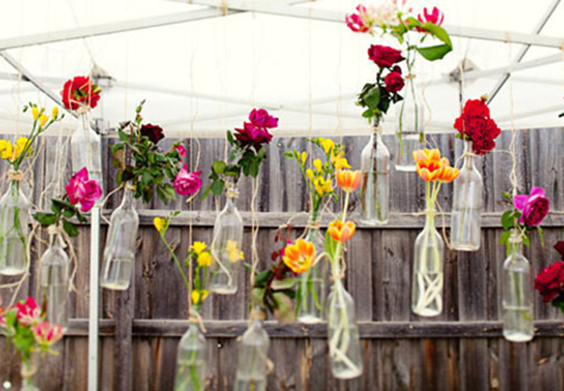 Diy Inspiration Hanging Vases