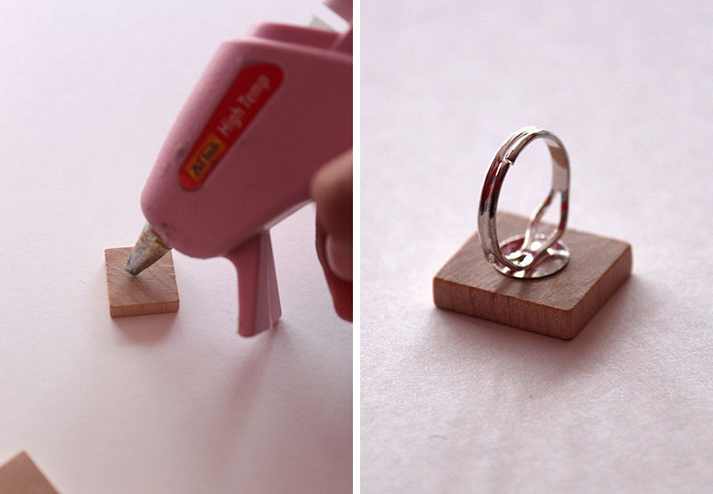 Scrabble Ring Steps