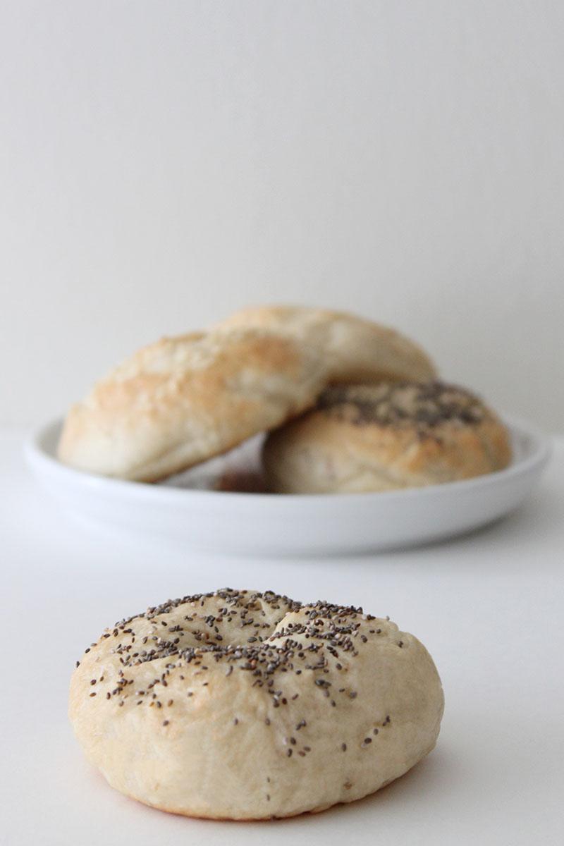 Homemade Bagel