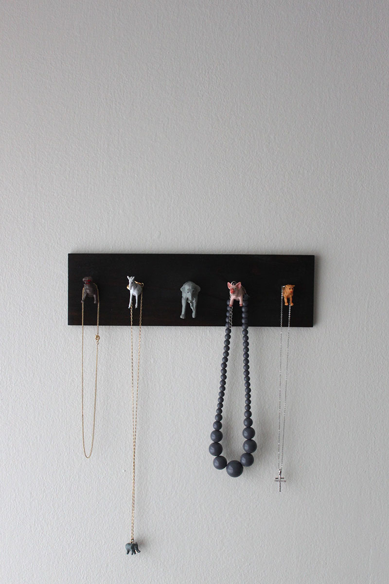DIY Jewelry Holder
