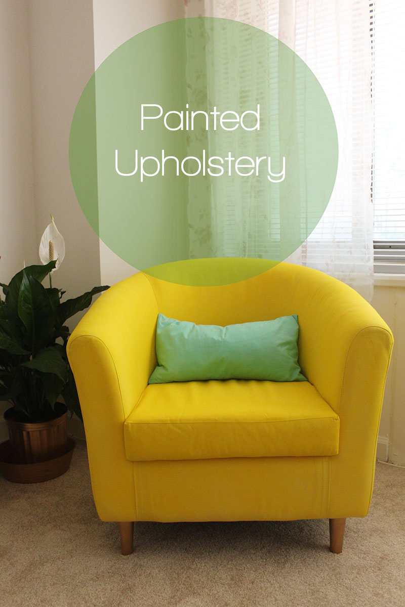 ikea hack painted upholstery. Black Bedroom Furniture Sets. Home Design Ideas