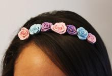 Floral-Headband