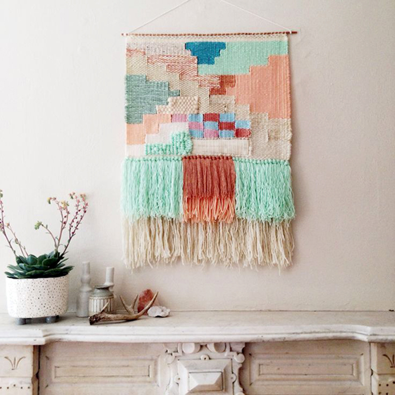 Woven Wall Hanging 2