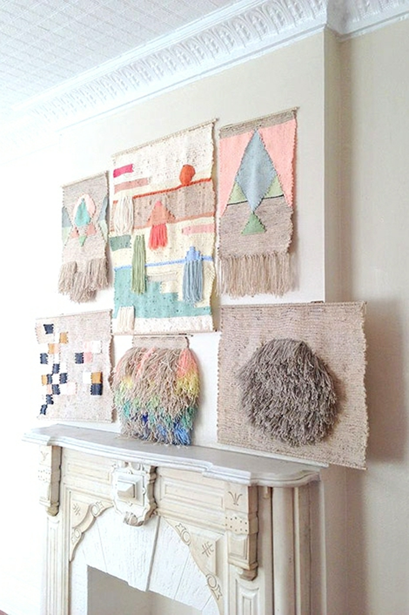 Woven Wall Hanging 7