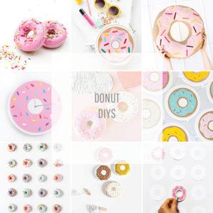 Donut DIYS