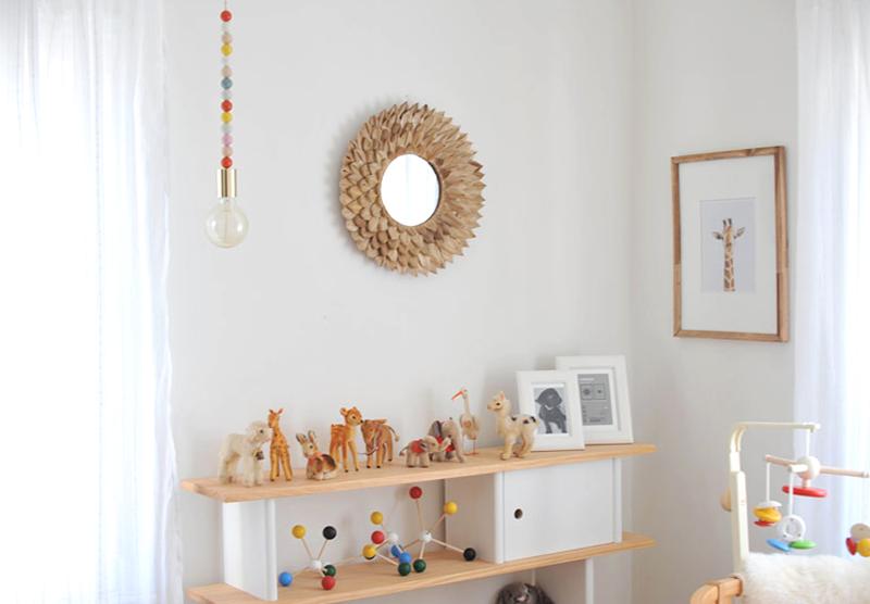 DIY Wooden Pendant