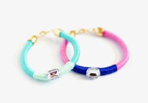 Thread Bracelets