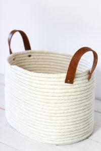 Rope-Basket