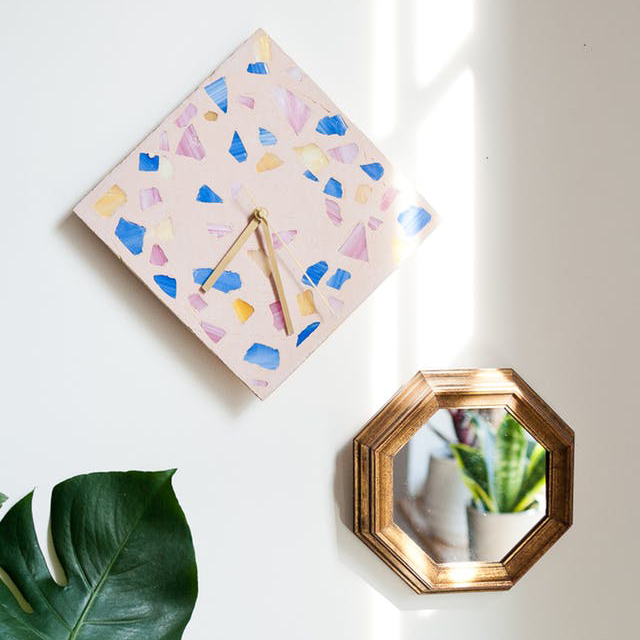 7 DIY TERRAZZO PROJECTS TO TRY THIS WEEKEND
