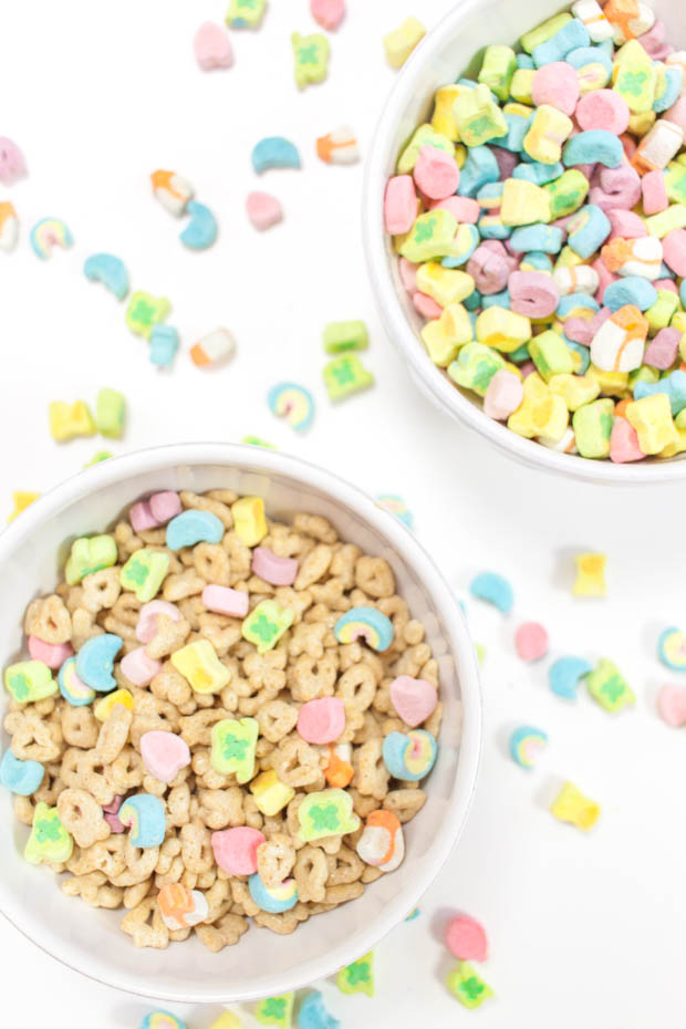 Lucky Charms Chocolate Bars For St Patrick S Day And Beyond
