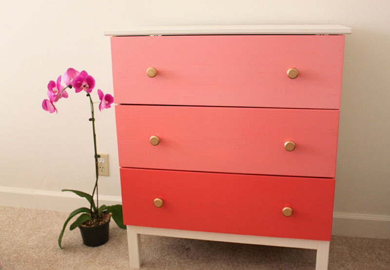 Ikea Hack Painted Dresser Why Don T You Make Me